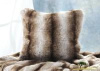 edle sehr gro e felldecke webpelzdecke wolf grau braun 260x300cm premium qualit t. Black Bedroom Furniture Sets. Home Design Ideas